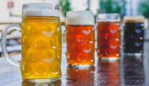 beer on tap in Nashville, TN